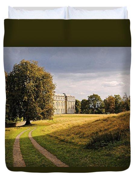 Petworth Landscape Duvet Cover