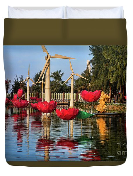 Phan Thiet Sudi Resort 2 Duvet Cover