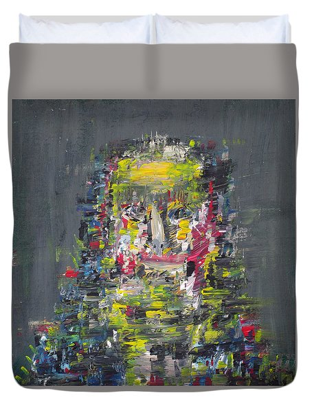 Pharaoh Duvet Cover by Fabrizio Cassetta