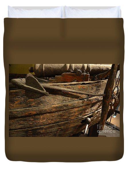 Philadelphia 1776 Duvet Cover