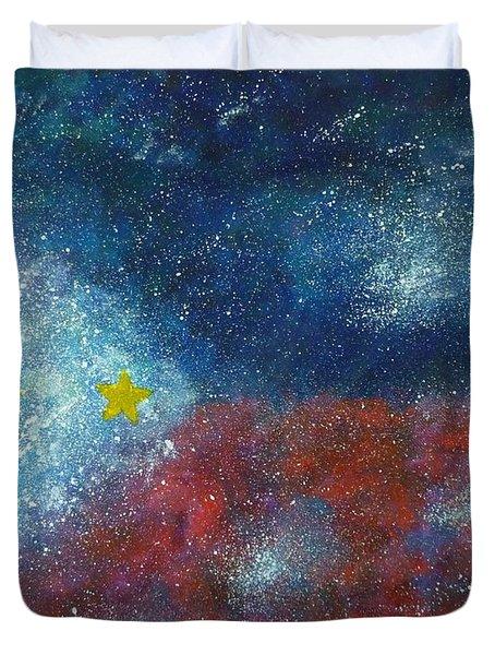 Philippine Flag Duvet Cover