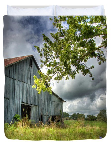 Phillip's Barn #2 Duvet Cover