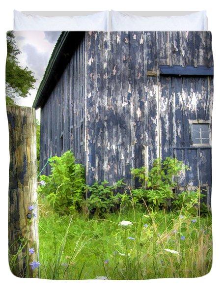 Phillip's Barn #3 Duvet Cover