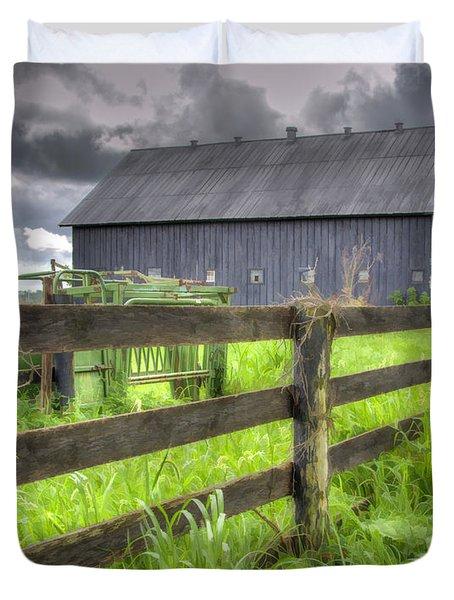 Phillip's Barn #4 Duvet Cover