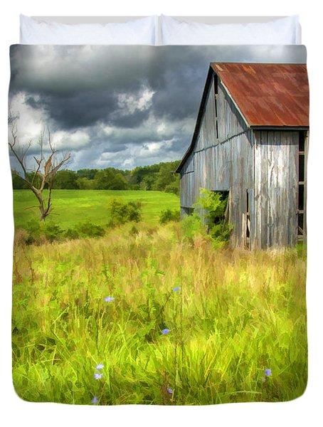 Phillip's Barn Duvet Cover