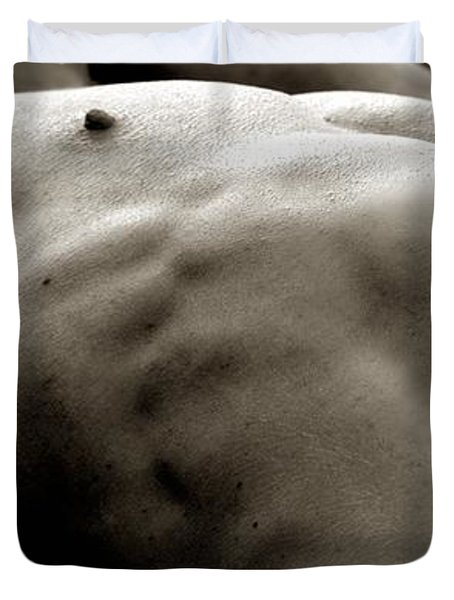 Photo 4 Duvet Cover by Marcin and Dawid Witukiewicz