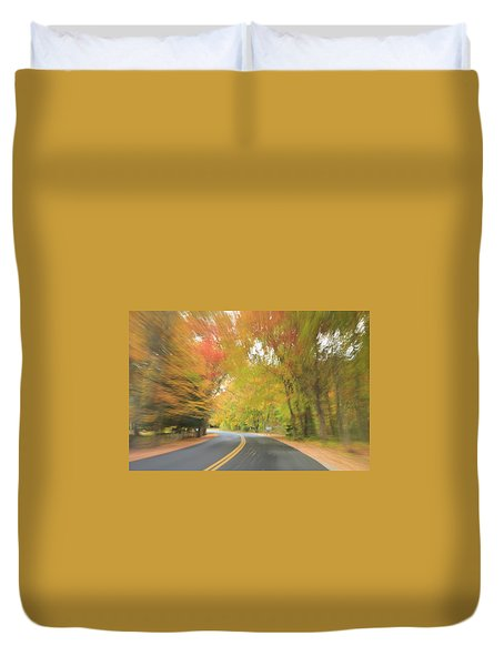 Photographic Impressionism  Duvet Cover