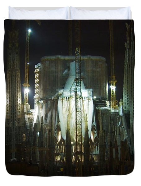 Photography Lights N Shades Sagrada Temple Download For Personal Commercial Projects Bulk Printing Duvet Cover