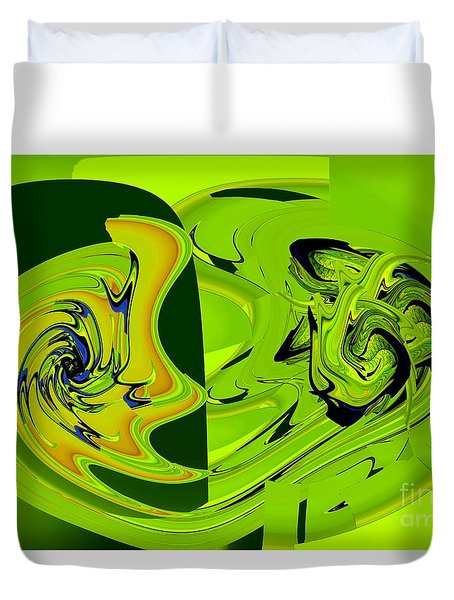 Photosynthesis  Duvet Cover