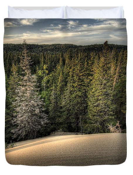 Pic Dunes   Duvet Cover