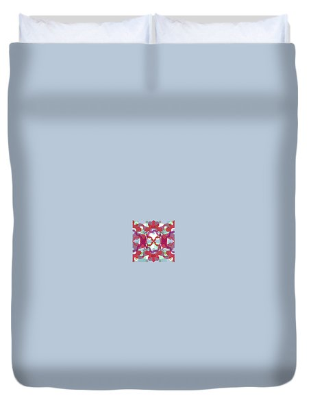 Pic2_coll1_14022018 Duvet Cover