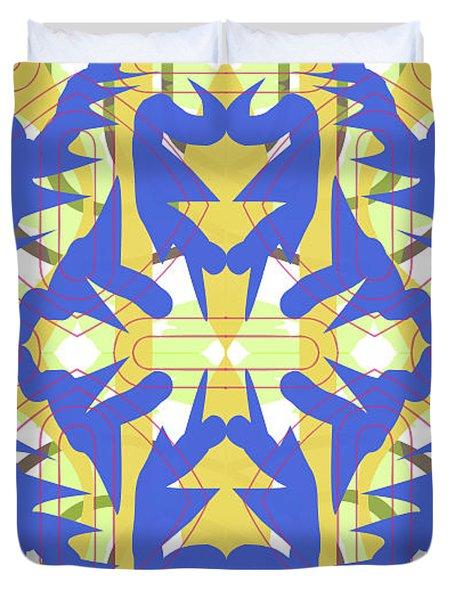 Pic4_coll1_15022018 Duvet Cover