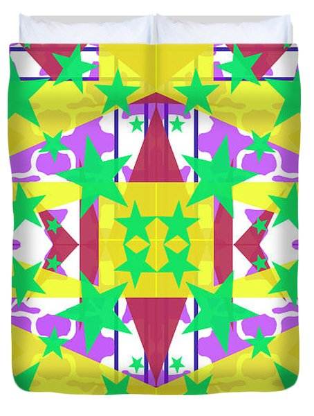 Pic5_coll2_14022018 Duvet Cover