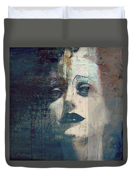 Piccola A Fragile  Duvet Cover