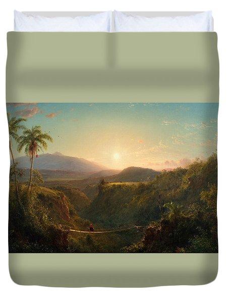 Pichincha Duvet Cover