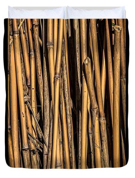 Pick-up Sticks Duvet Cover