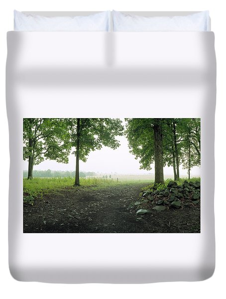 Pickett's Charge Duvet Cover