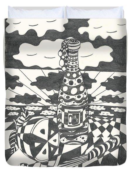 Picnic Duvet Cover