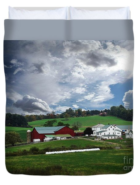 Picture Perfedt Duvet Cover