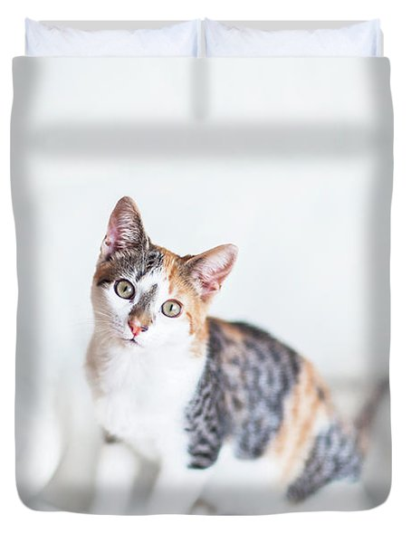 Picture Purfect Duvet Cover