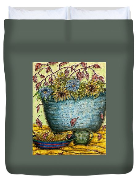 Picturesque Duvet Cover