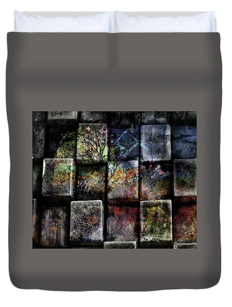 Pieces Duvet Cover