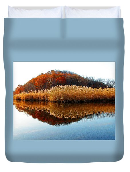 Piermont Backwater Duvet Cover
