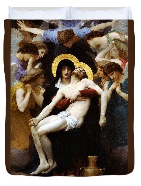 Pieta 1876 Duvet Cover
