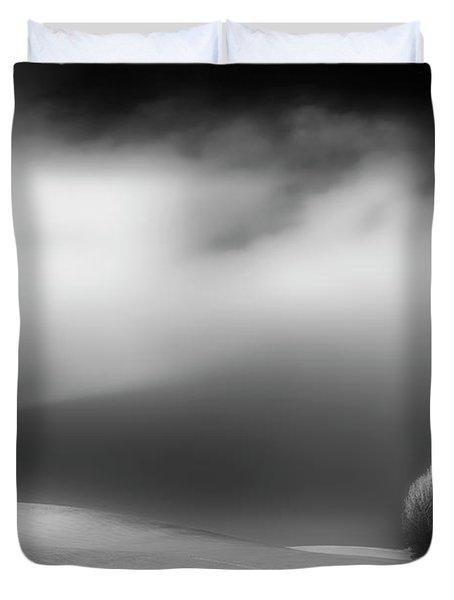 Pillow Soft Duvet Cover by Dan Jurak