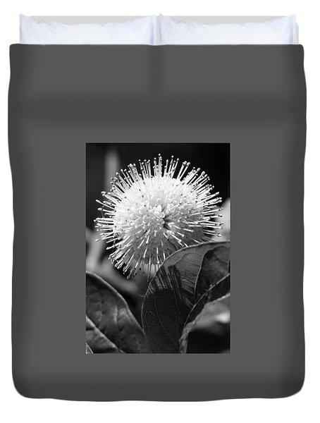 Pin Flower Duvet Cover