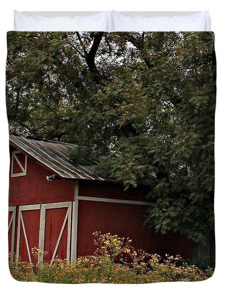 Pine Barn Duvet Cover