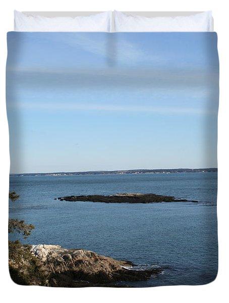Pine Coast Duvet Cover