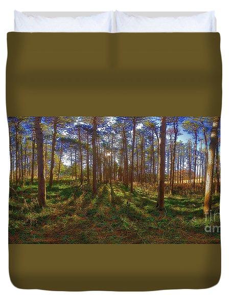 Pine Grove 360 Duvet Cover