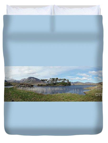 Pine Island Duvet Cover