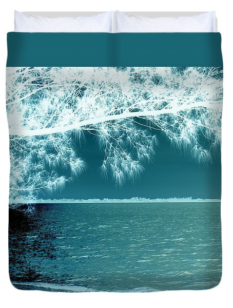 Pine Over Duvet Cover