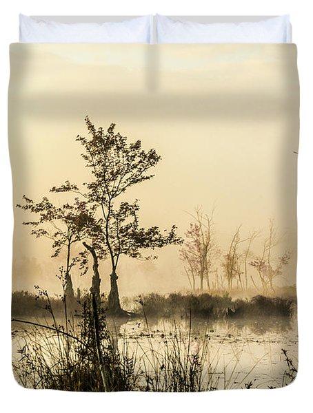 Pinelands - Mullica River Duvet Cover