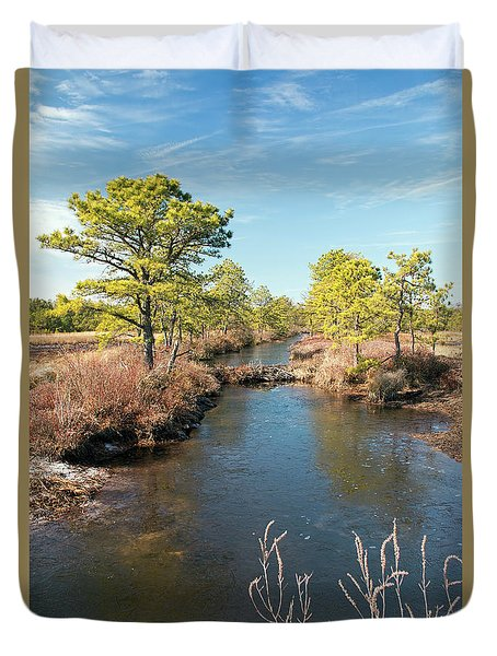 Pinelands Water Way Duvet Cover