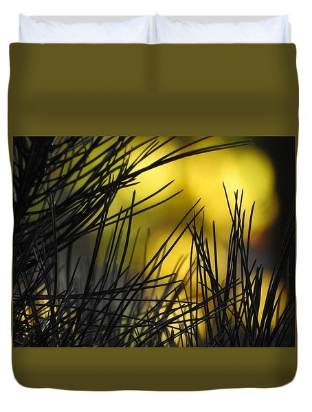 Pineview Duvet Cover