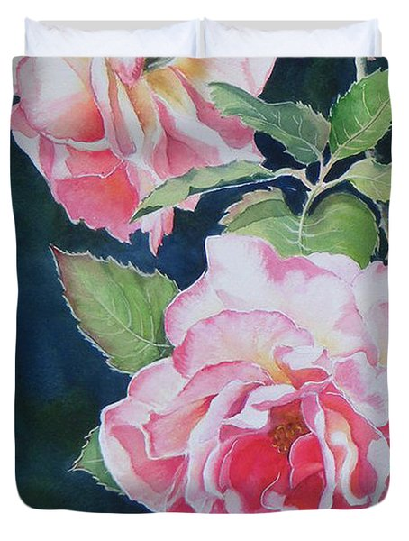 Pink Beauties  Sold  Original Duvet Cover