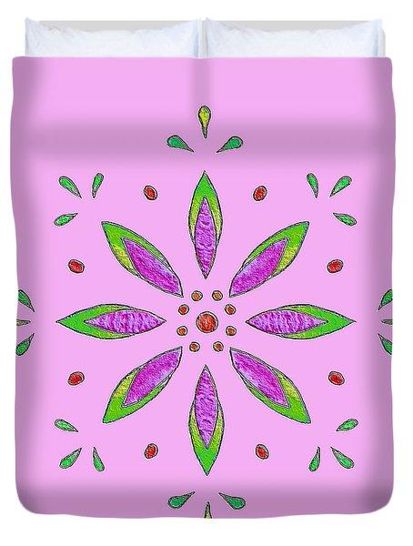 Pink II Duvet Cover
