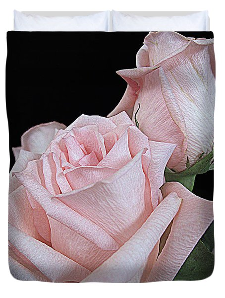 Pink Persuasion Duvet Cover