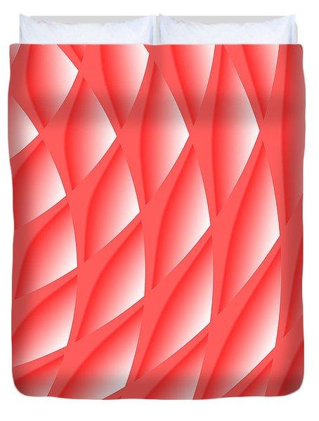 Pinked Duvet Cover