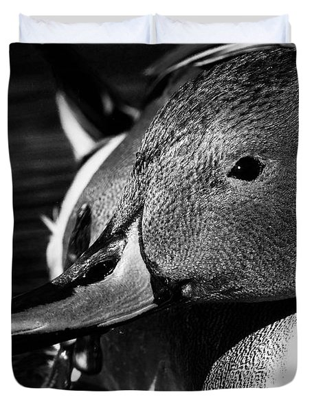 Pintail Detail Duvet Cover