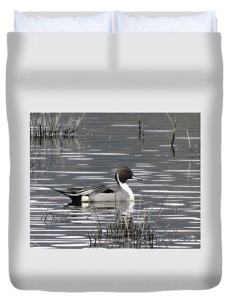 Pintail Duck Duvet Cover