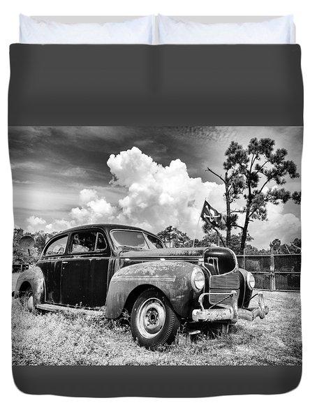 Pirate Dodge Duvet Cover