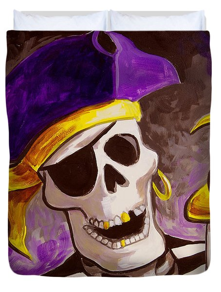 Pirate Duvet Cover