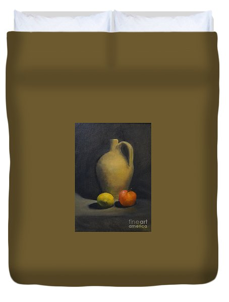Pitcher This Duvet Cover