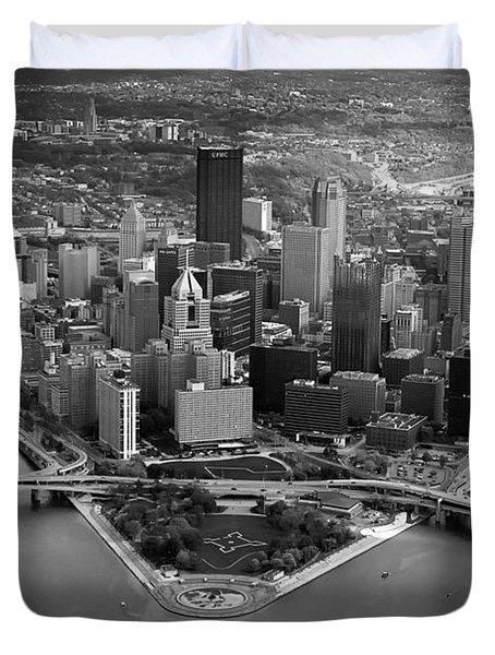Pittsburgh 8 Duvet Cover