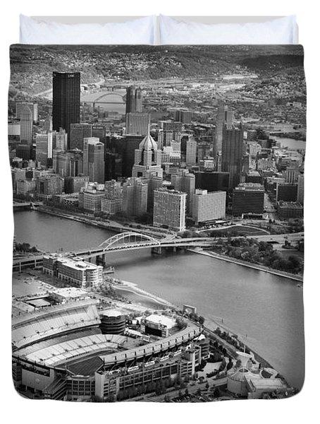 Pittsburgh 9 Duvet Cover