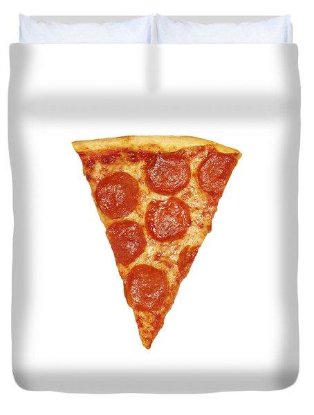 Pizza Slice Duvet Cover